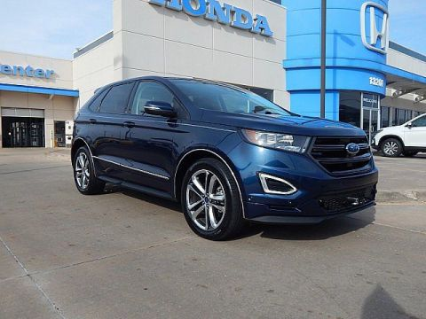 Pre-Owned 2017 Ford Edge Sport | BH HONDA | 405-753-8700