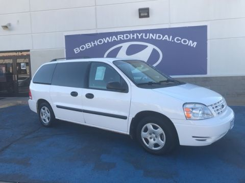 Pre-Owned 2007 Ford Freestar Wagon SE