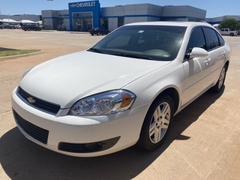Pre-Owned 2007 Chevrolet Impala 3.9L LT
