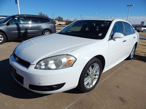 Pre-Owned 2014 Chevrolet Impala Limited (fleet-only) LTZ
