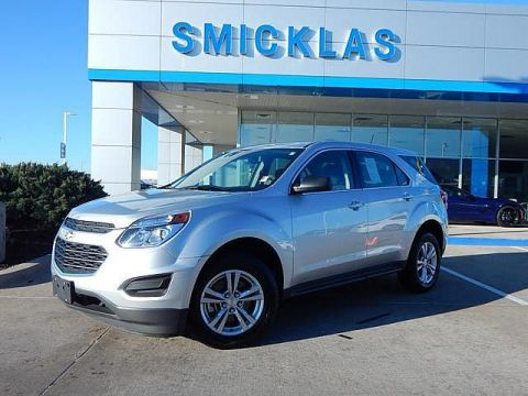 Pre-Owned 2017 Chevrolet Equinox LS | 1 OWNER!! | CLEAN CAR FAX!!!