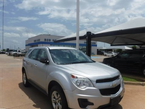 Pre-Owned 2013 Chevrolet EQUINOX | BOB HOWARD CHEVROLET 405-748-7700 | CLEAN CARFAX | ONE OWNER | GREAT MPGS | GREAT DEAL!! |