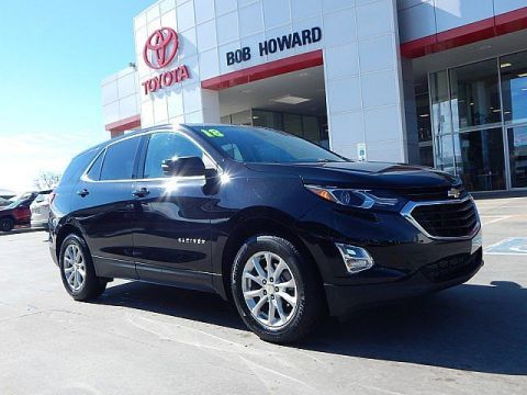 Pre-Owned 2018 Chevrolet Equinox LT***CALL BH TOYOTA**405-936-8600*