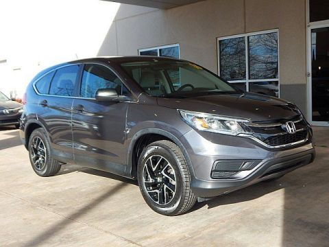 Pre-Owned 2016 Honda CR-V SE| ONLY AT BOB HOWARD ACURA CALL TODAY AT 405-753-8770!|