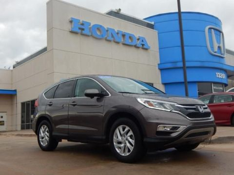 Pre-Owned 2016 Honda CR-V EX | SUNROOF | BACKUP CAMERA | 405-753-8700 | Honda STORE! | CERTIFIED!