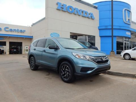 Pre-Owned 2016 Honda CR-V SE | CALL 405-753-8700 | Honda STORE!