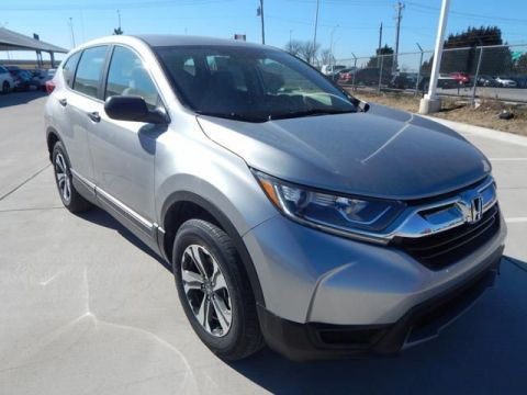 Pre-Owned 2019 Honda CR-V LX [BOB HOWARD Honda] 405-753-8700