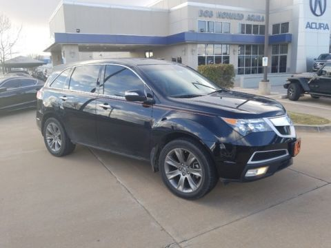 Pre-Owned 2011 Acura MDX | Advance Pkg | ALL THE FEATURES | CLEAN CAR FAX | GREAT PRICE!!! |
