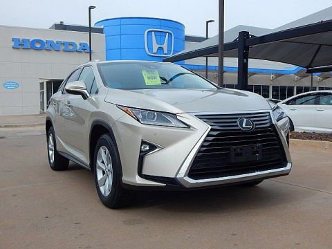 Pre-Owned 2017 Lexus RX RX 350 [BOB HOWARD HONDA] 405-753-8700