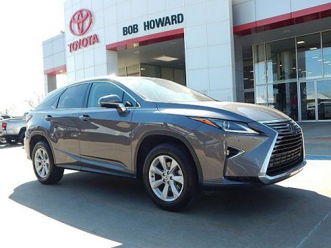 Pre-Owned 2017 Lexus RX RX 350**CALL BH TOYOTA--405-936-8600**