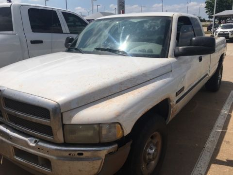 Pre-Owned 2002 Dodge Ram 2500 BOB HOWARD DODGE 405-936-8900 | CASH TRUCK |