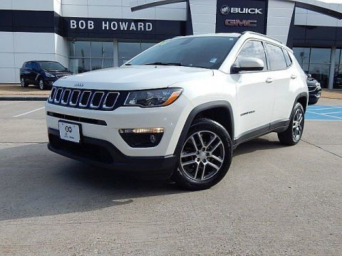 Pre-Owned 2018 Jeep Compass CALL 405.936.8800 FOR MORE INFO! CLEAN CAR FAX! REMOTE START! 4X4! HEATED SEATS! BACK UP CAMERA!