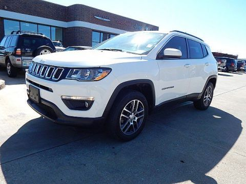 Pre-Owned 2018 Jeep Compass Latitude | BOB HOWARD DODGE 405-936-8900