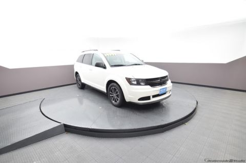 Pre-Owned 2018 Dodge Journey SE SP Honda 918-491-0100