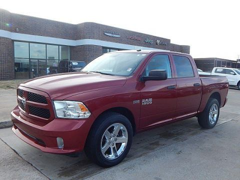 Pre-Owned 2014 Ram 1500 Express | BOB HOWARD DODGE 405-936-8900