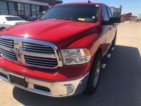 Pre-Owned 2017 Ram 1500 Lone Star | BOB HOWARD DODGE 405-936-8900
