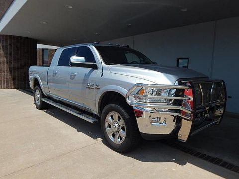 Pre-Owned 2018 Ram 2500 Laramie | BOB HOWARD DODGE 405-936-8900 | LEATHER | NAV | MEGACAB!