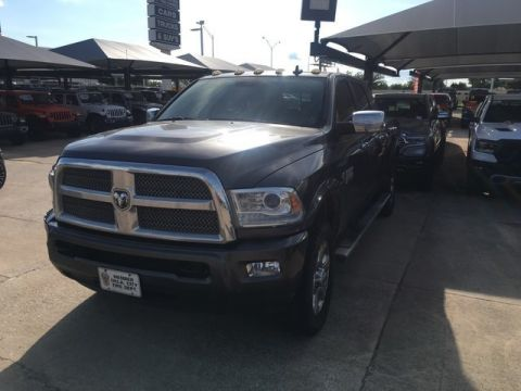 Pre-Owned 2014 Ram 2500 Longhorn Limited | BOB HOWARD DODGE 405-936-8900