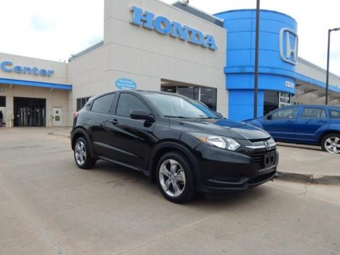 Pre-Owned 2018 Honda HR-V LX | 405-753-8700 | Honda STORE! | CERTIFIED! | 100K WARRANTY!