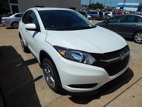Pre-Owned 2018 Honda HR-V LX | ALL WHEEL DRIVE | BH Honda! | 405-753-8700