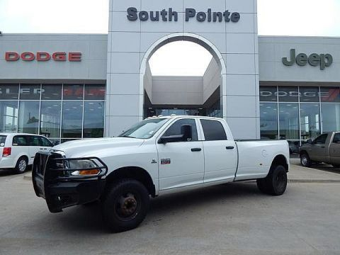 Pre-Owned 2011 Ram 3500 Outdoorsman 4wd