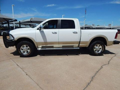 Pre-Owned 2011 Ram 2500 Laramie Longhorn Edition | BOB HOWARD DODGE 405-936-8900