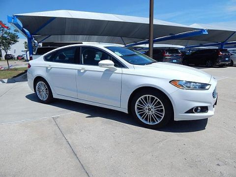 Pre-Owned 2016 Ford Fusion SE SP Honda 918-491-0100