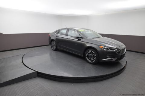 Pre-Owned 2017 Ford Fusion SE SP Honda 918-491-0100