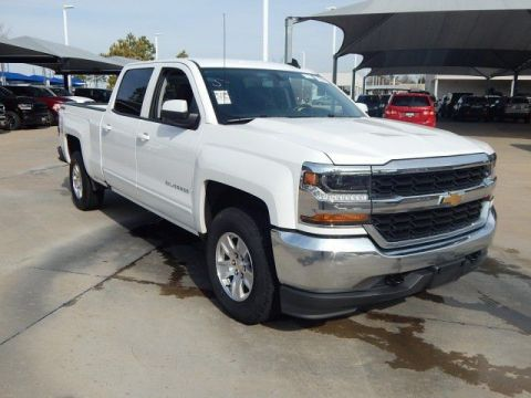 Pre-Owned 2018 Chevrolet Silverado 1500 LT***LOW MILES***4WD***SP CHEVY 918-481-8000
