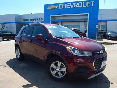 Pre-Owned 2017 Chevrolet TRAX | BOB HOWARD CHEVROLET 405-748-7700 | COMPACT CROSS OVER | GREAT MPGS FOR SUV |