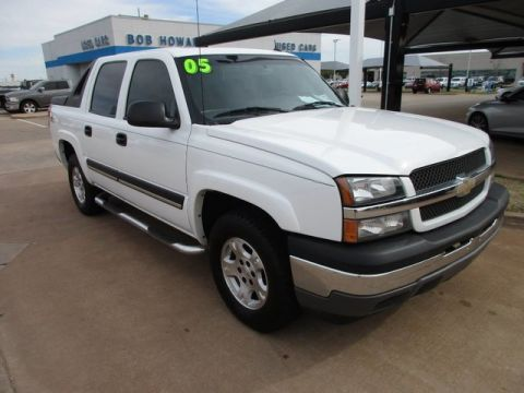 Pre-Owned 2005 Chevrolet AVALANCHE | BOB HOWARD CHEVROLET 405-748-7700 | AVALACHE | 4X4 | Z71 |