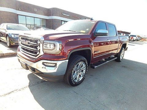 Pre-Owned 2016 GMC Sierra 1500 SLT | BOB HOWARD DODGE 405-936-8900