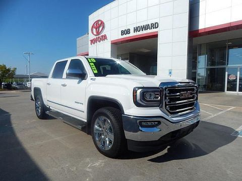 Pre-Owned 2018 GMC Sierra 1500 SLT***CALL BH TOYOTA**405-936-8600***