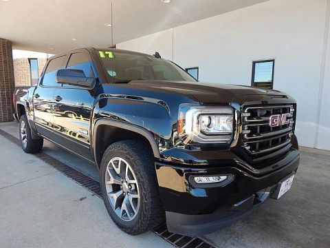 Pre-Owned 2017 GMC Sierra 1500 SLT | BOB HOWARD DODGE 405-936-8900