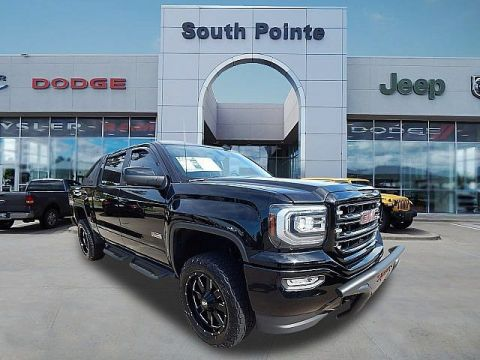 Pre-Owned 2016 GMC Sierra 1500 SLT | SOUTH POINTE CJD |