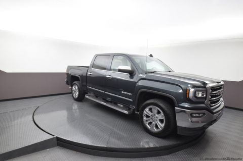 Pre-Owned 2018 GMC Sierra 1500 **SLT PREMIUM**6.2**4X4**Z71**COOLED SEATS**1 OWNER LOW MILES!!!