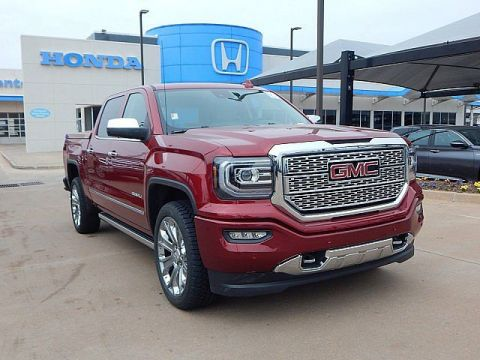 Pre-Owned 2018 GMC Sierra 1500 Denali [BOB HOWARD HONDA] 405-753-8700