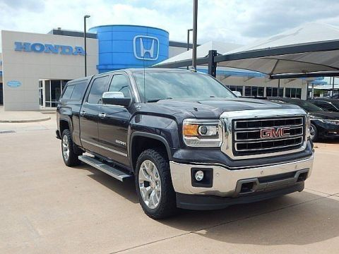 Pre-Owned 2015 GMC Sierra 1500 SLT {Bob Howard Honda} 405-753-8700