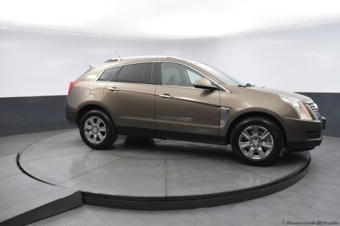 Pre-Owned 2014 Cadillac SRX Luxury Collection {Bob Howard Honda} 405-753-8700