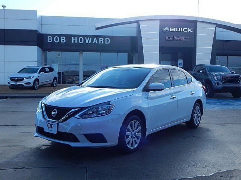 Pre-Owned 2019 Nissan Sentra CALL 405.936.8800 FOR MORE INFO | BLUETOOTH | BACK UP CAMERA | POWER LOCKS AND WINDOWS | CLEAN CARFAX ONE OWNER | HURRY UP CALL NOW!!!