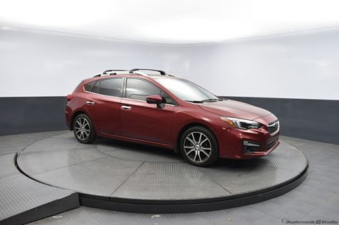 Pre-Owned 2017 Subaru Impreza Limited