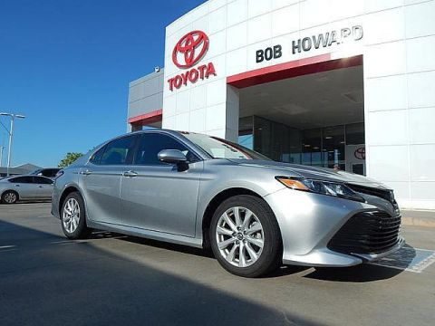 Pre-Owned 2018 Toyota Camry LE***CALL BH TOYOTA***405-936-8600***
