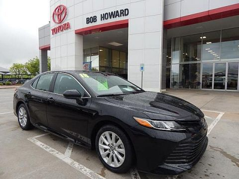 Pre-Owned 2018 Toyota Camry LE***CALL BH TOYOTA**405-936-8600**