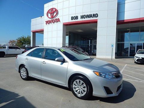 Pre-Owned 2014 Toyota Camry LE****SHOWROOM NICE***405-936-8600***