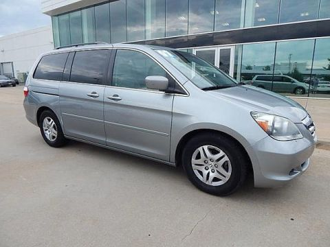Pre-Owned 2007 Honda Odyssey EX-L**INEXPENSIVE TRANSPORTATION!**