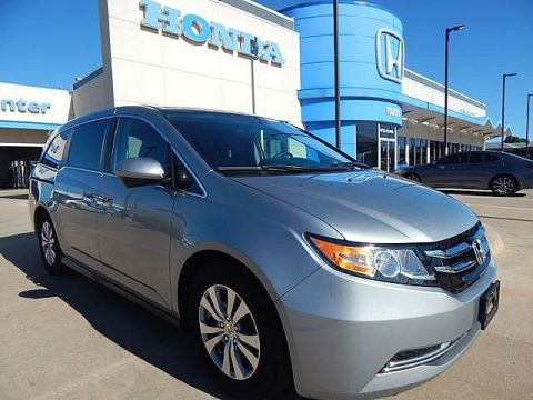 Pre-Owned 2016 Honda Odyssey SE | BH Honda! | 405-753-8700 | NOW AVAILABLE!