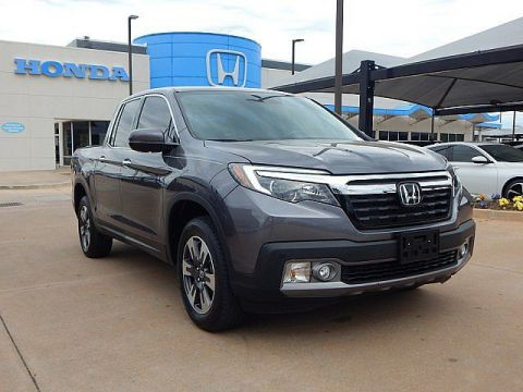 Pre-Owned 2018 Honda Ridgeline RTL-E [BOB HOWARD Honda] 405-753-8700
