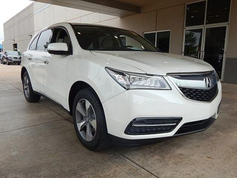 Pre-Owned 2016 Acura MDX CERTIFIED PRE OWNED 100,000 MILE WARRANTY | 1 OWNER | CHECK IT OUT ONLY AT BOB HOWARD ACURA CALL TODAY AT 405-753-8770!|