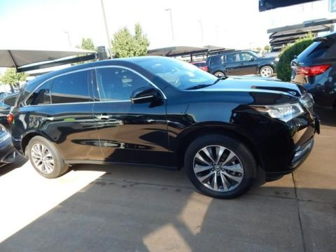 Used Acura MDX For Sale In Oklahoma City Bob Howard Acura - Acura mdx pre owned for sale