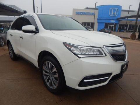 Pre-Owned 2016 Acura MDX w/Tech | NAVIGATION | LEATHER